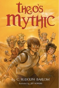 Theo's Mythic Book Cover